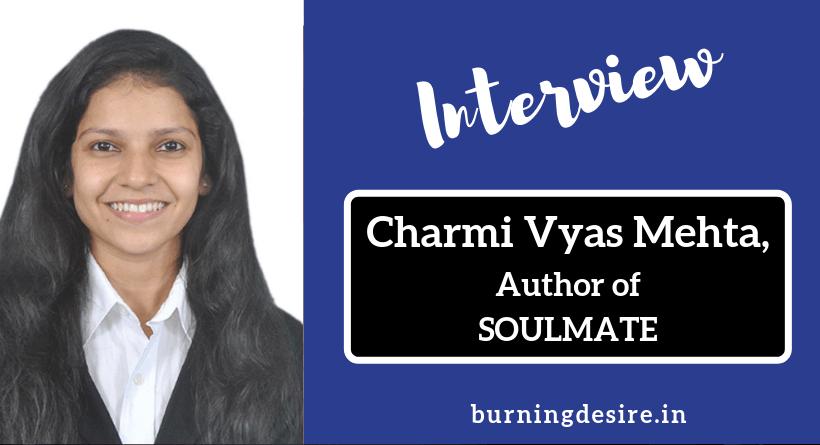 Charmi Vyas Mehta Interview