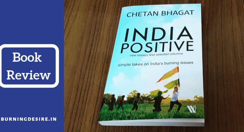 India Positive book by Chetan Bhagat
