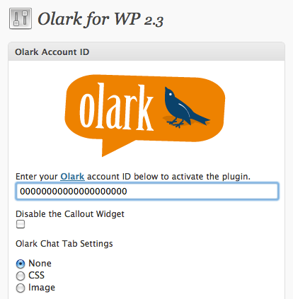 Olark + WordPress Better Together