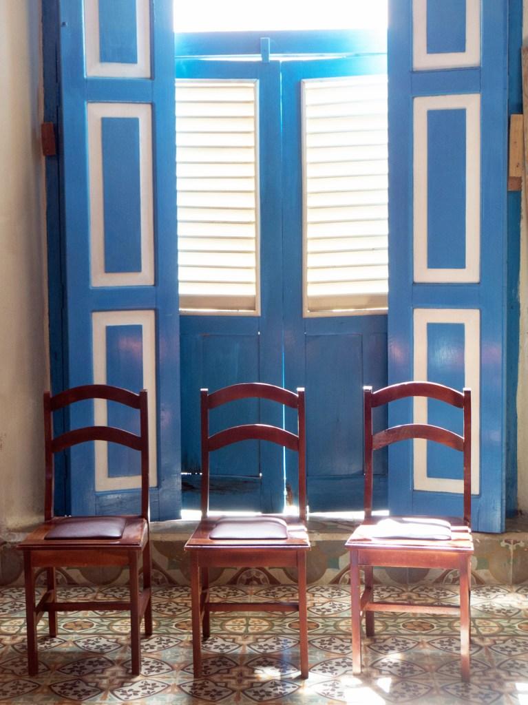 Sunlight Remedios Cuba (fine art)
