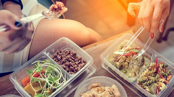 How a Bento Box Can Help Dieters