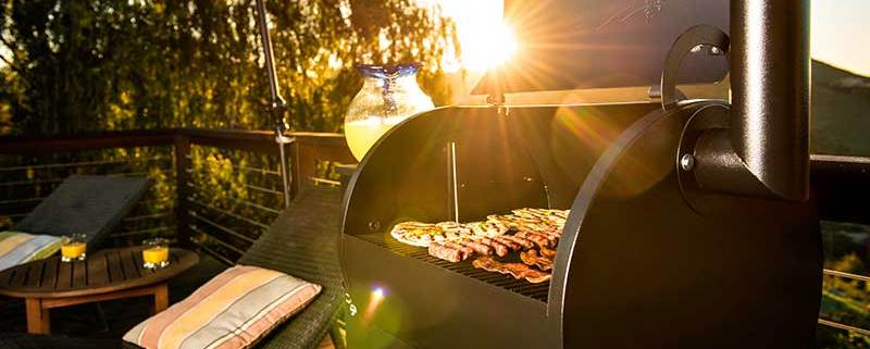 Barbeque on Traeger Texas Pro