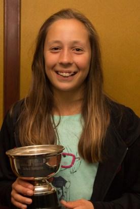 Eliza McIntosh CJCA Jubilee Bowling Cup
