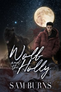 Book Cover: Wolf and the Holly