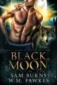 Book Cover: Black Moon
