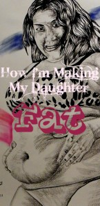 {Thursday's Thoughts} How I'm Making My Daughters Fat
