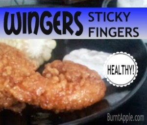 wingers sticky fingers