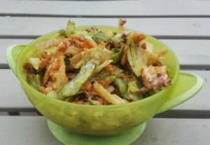A Man Style Taco Salad