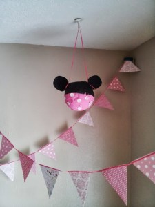 minnie mouse lantern