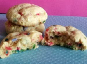funfetti cookie recipe