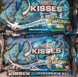 hersheys macadamia kisses