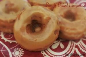 biscoff donut