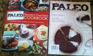 Giveaway: Paleo Magazine and Paleo Readers Choice Cookbook
