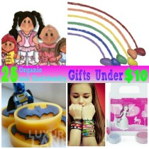 Holiday 2013 Gift Guide–All Gifts Under $10!