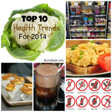 top 10 health trends for 2014