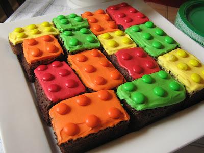 lego movie party food