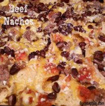 Ultimate Beef Nachos