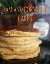 ham and cornmeal