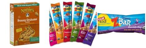 organic easter snacks