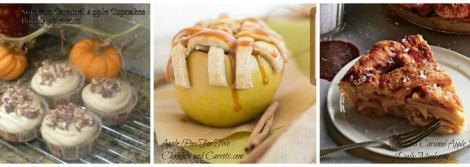 healthy apple desserts
