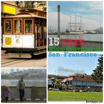 15 Free Activities for Kids in San Francisco