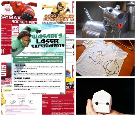 big hero 6 party games