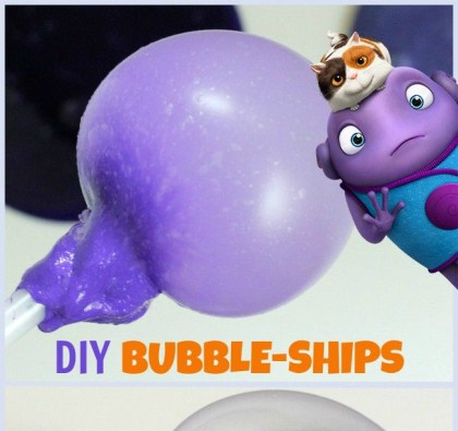 dreamworks home birthday party ideas