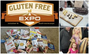 Salt Lake City Gluten Free Expo 2015 Review + Giveaway!
