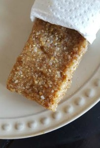 Coconut Cream Homemade Lara Bars