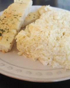 My Signature Dish–Chicken Parmesan Casserole