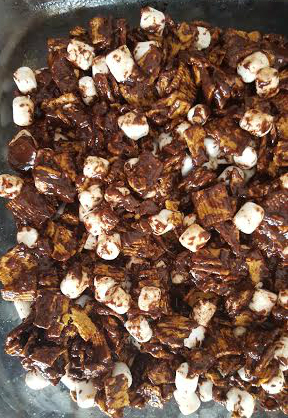 smores graham cereal