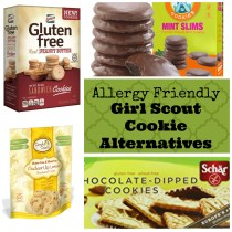 Where You Can Purchase Allergy Friendly Girl Scout Cookie Options