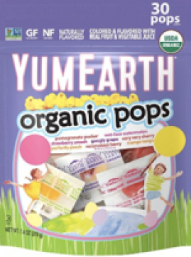 yumearth candy
