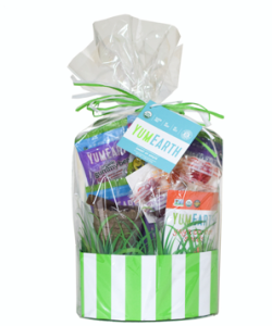 Premade Kids Organic Easter Baskets