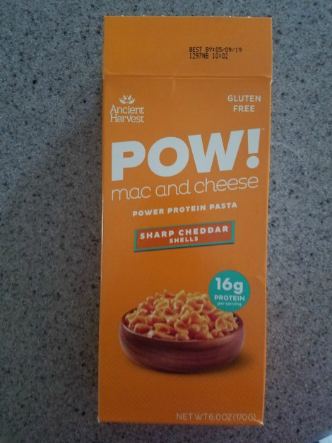 pow macaroni and cheese