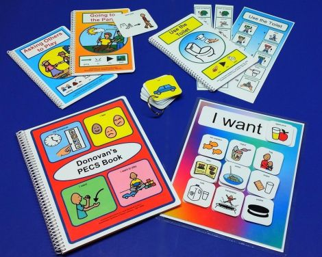 autism word book