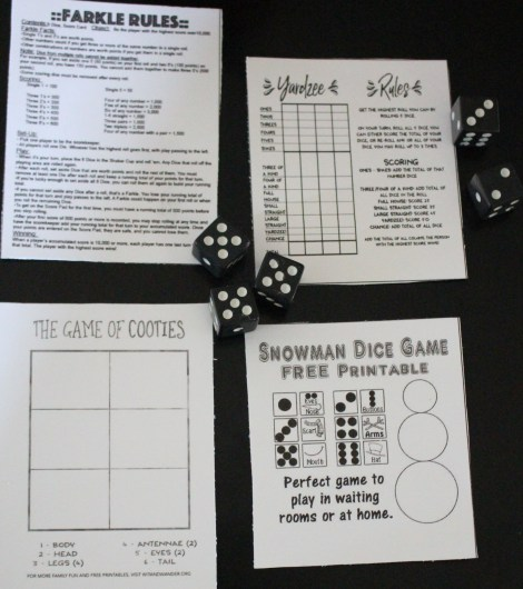 printable travel game cards
