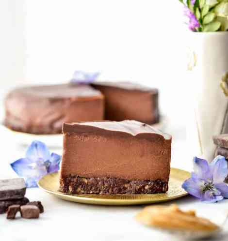 vegan gluten free cheesecake