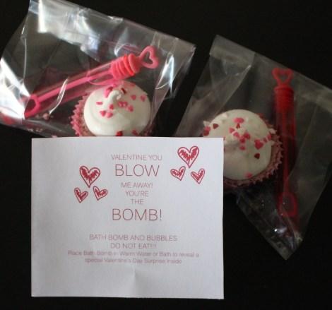 valentines bath bomb printable