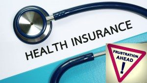 health insurance frustration