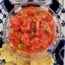 freezer salsa