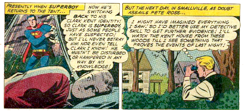 Superboy  #90, vol. 1, July 1961