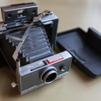 Polaroid Land Camera 100 Automatic