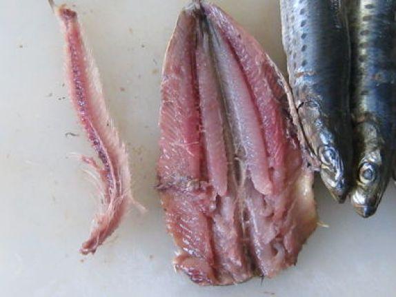 Bacon-Wrapped Stuffed Sardines Recipe