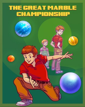 """""""The Great Marble Championship"""" - Cover"""