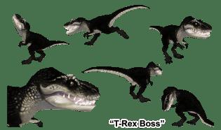 T-Rex-turn-around