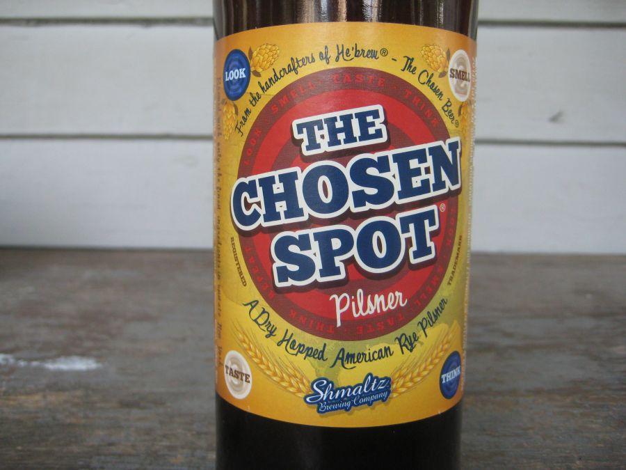 Chosen Spot... the forbidden beer