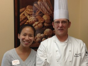 Tilly Keung, RN, and Executive Chef Ron Cooke of Querencia at Barton Creek