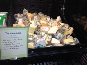 Cheese Nubbins at Healthy Living Market