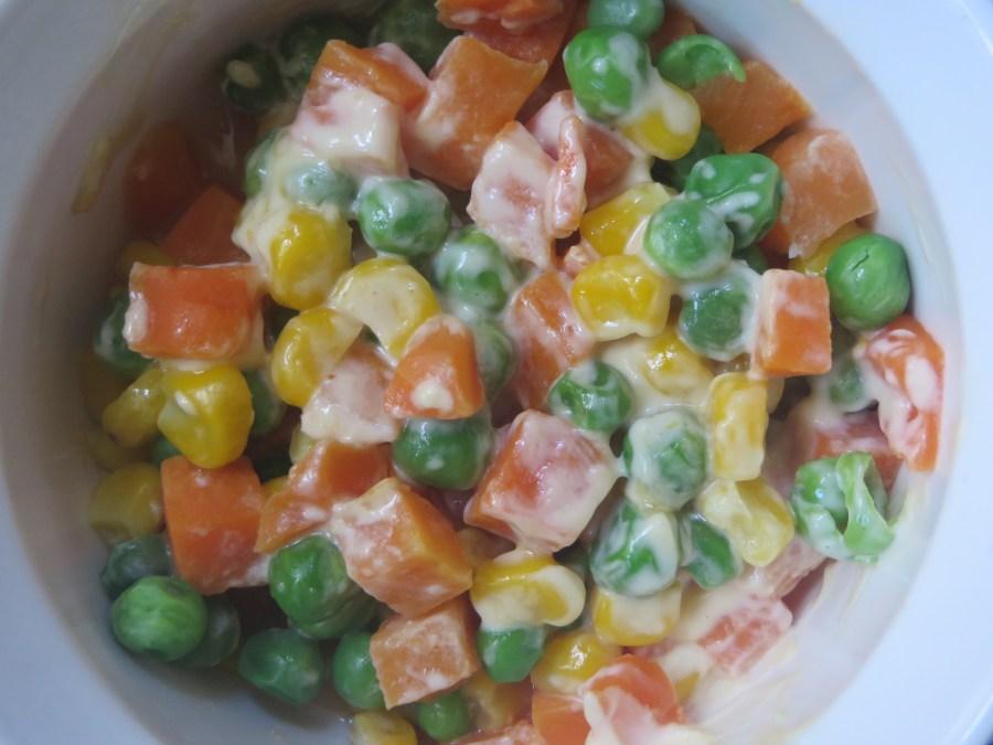 Magic mixed veg